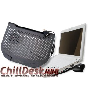 ChillDesk CD-100 Notebook / Netbook / Tablet Cooling Stand