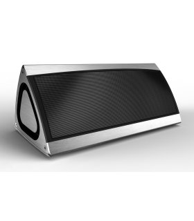 Chill Fidelity Wireless Bluetooth 4.0 Alu 3D Stereo Speaker