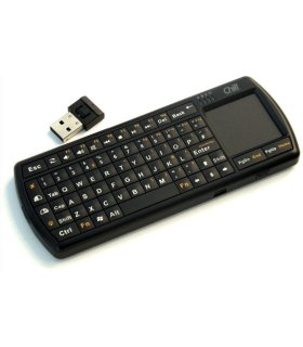 Chill KB-1BT UK Wireless Bluetooth Micro Keyboard (UK)