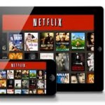 Netflix på iPad og Android tablet