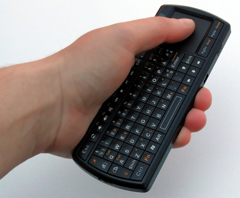 Chill KB-1BT Bluetooth Micro Keyboard with Touchpad