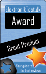 Chill PowerBank - Great Product Award @ Elektroniktest.dk