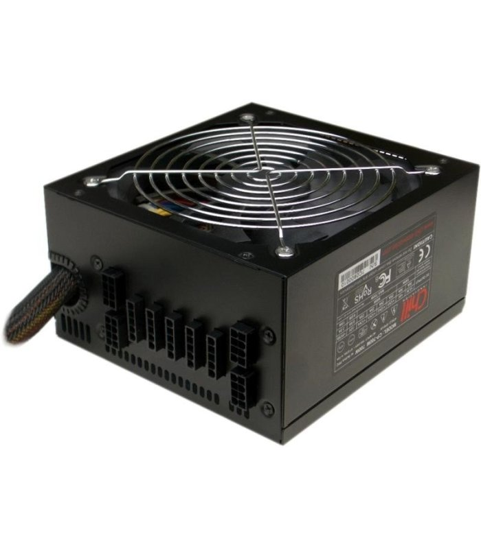 Chill CP-700M 700W Modular ATX Power Supply, +85%
