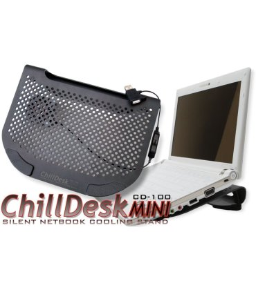 ChillDesk CD-100 Notebook / Netbook / Tablet PC Køle Stander