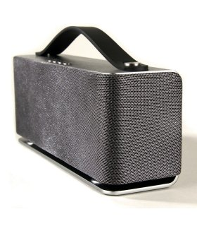 Chill SP-1 Trådløs Bluetooth 4.1 Alu Stereo Højtaler