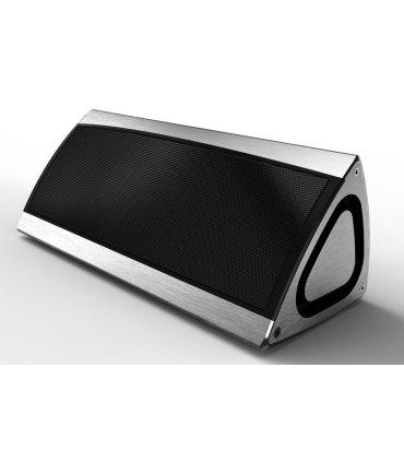 Chill Fidelity Trådløs Bluetooth 4.0 Alu 3D Stereo Højtaler