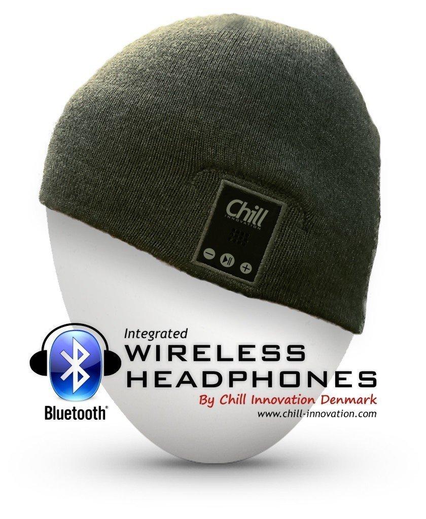1c4e9ed8244 Chill Wireless Bluetooth Headphone Music Beanie