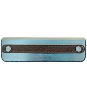 Dark Brown leather handle for Chill SP-1 Bluetooth Speaker