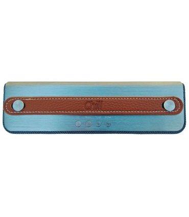 Lysebrunt læder håndtag til Chill SP-1 Bluetooth Højtaler