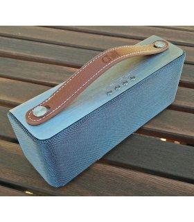 Ljusbrunt läderhandtag för Chill SP-1 Bluetooth Högtalare