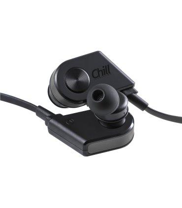 Chill V8 Drahtlose Bluetooth 4.1 Sport In-Ear Kopfhörer, Schwarz
