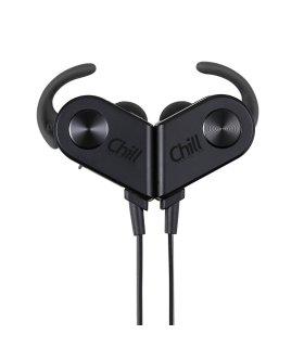 Chill V8 trådløse Bluetooth 4.1 In-Ear Sport Hodetelefoner, Svart