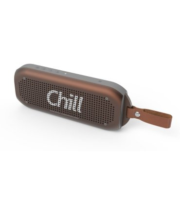 Chill A3 Wireless Bluetooth 4.1 Alu Stereo Speaker, IPX7 Waterproof