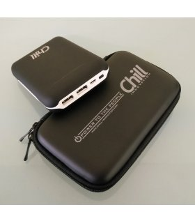 Chill 13400mAh Hi-End USB PowerBank, LG Li-ion, PB-13400