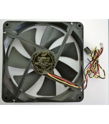 140mm Yate Loon D14SM-12 Low-Noise Fan w/ RPM cable