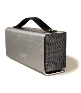 Chill SP-1 Wireless Bluetooth Alu Stereo Speaker