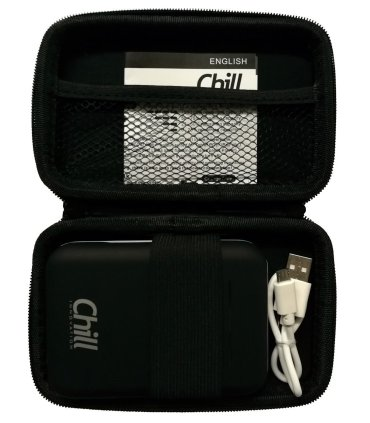 Chill 13400mAh Dual USB PowerBank, LG Li-ion, PB-13400