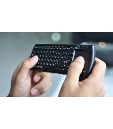 Chill KB-1BT Wireless Bluetooth Micro Keyboard (Nordic)