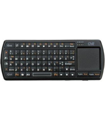 Chill KB-1BT Trådløst Bluetooth Micro Keyboard (Dansk)