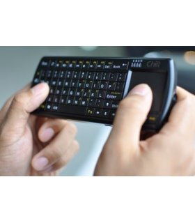 Chill KB-1RF Wireless 2.4G RF Micro Keyboard (Nordic)