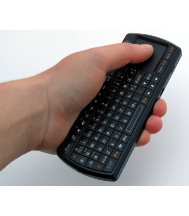 Chill KB-1RF Wireless 2.4G RF Micro Keyboard (Norsk)