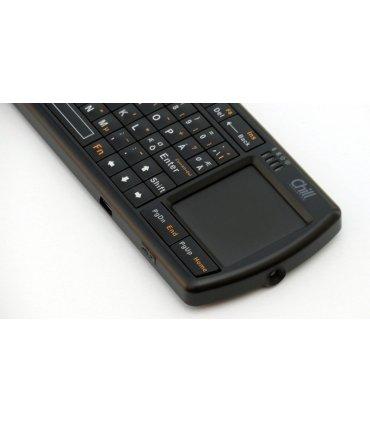 Chill KB-1RF Trådløst 2.4G RF Micro Keyboard (Dansk)