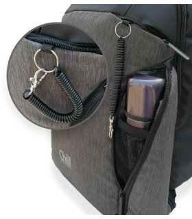 Chill Stealth Anti-tyveri Rygsæk / Backpack