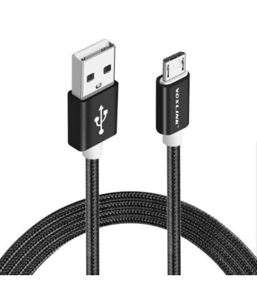 Universal USB-A to Micro-USB charging cables
