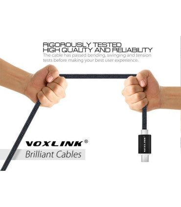 Universal USB-A til Micro-USB ladekabler