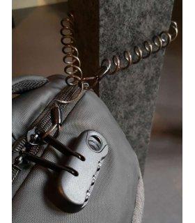 Chill Spiral Stål Wire til fastgørelse/tyverisikring