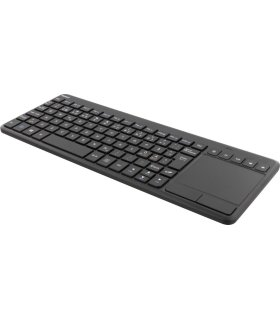 Wireless 2.4G RF Mini Keyboard with Touchpad (Nordic)