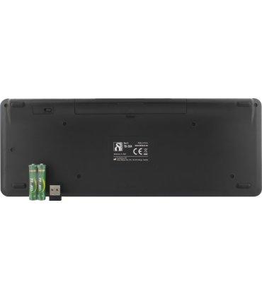 Chill Deltaco Trådløst 2.4G RF Mini Keyboard (Dansk)