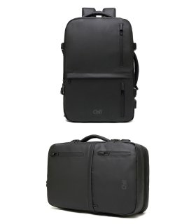 Chill Fusion expandable Laptop Bag & Backpack in one