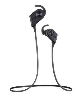 Chill V8 trådløse Bluetooth Sport In-Ear Høretelefoner, Rød/sort