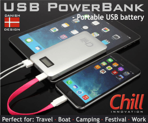 Chill USB Powerbank