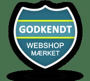 Godkendt Webshop Mærket